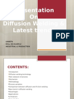 (3143512) Diffusion Welding