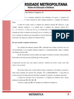 Aula_ 01 – O Conjunto Dos Números Complexos (ℂ) Arquivo