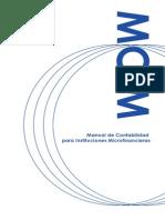 Manual de Contabilidad Para Instituciones Microfinancieras