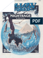 HWA2 Nightrage Lvl 7-9 (Hollow World)