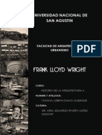 Frank Lloyd Wright (Original)