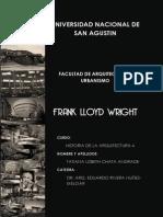 Frank Lloyd Wright (Original)