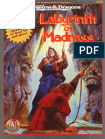 Labyrinth of Madness Lvl 15+