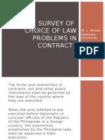 Brief Survey of COL_Contracts