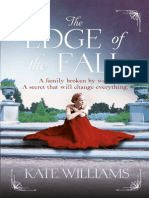 Edge of the Fall by Kate Williams Extract