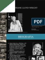 1. Frank Lloyd Wright