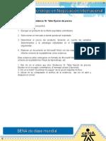 Evidencia 16 Taller Fijacion de Precio (1)