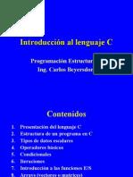 Introduccion Al Lenguaje C