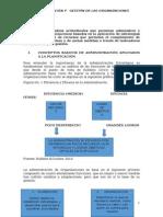 Documento de Administracion y Gestion de Las Organizaciones