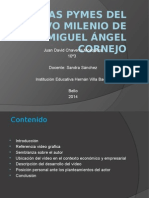 Las Pymes Del Nuevo Milenio de Miguel Ángel Cornejo