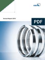 Annual Report 2014 KSB Group Data