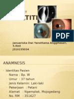 Ppt Case Keratitis