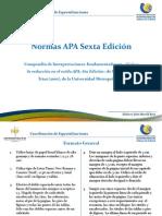 Normas Apa - 6 Edicion Actualizada 2013