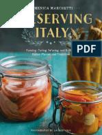PRESERVING ITALY by Domenica Marchetti