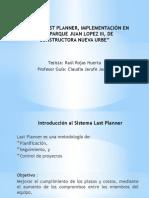 SISTEMA LAST PLANNER, IMPLEMENTACIÓN EN OBRAV2.pptx