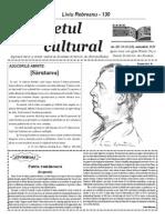 Răsunetul Cultural Noiembrie 2015