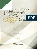 Evaluacion de Las Competencias