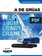 Manual grúa TMC