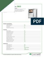 Comelit 5802 Data Sheet