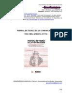 Manual Teorias de La Comunicacion OVU