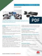 Huawei Videoconferencing HD Endpoint TE40 datasheet.pdf