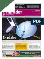 Edición impresa del domingo 8 de noviembre de 2015