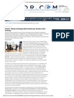 2015 09 29 | Corrierecomunicazioni.it | Fiordalisi