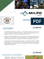 Perforación- MILPO