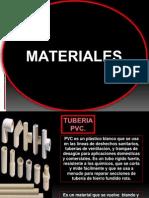 materiales instalacion hidraulica.