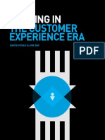 Banking in the Customer Experience Era | By David Poole (Senior Strategist) and Jon Day (Director and Global Lead for Financial Services)