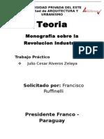 Monografía de Teoria