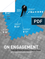 On Engagement | By Donald Chesnut, Senior Vice President and Chief Experience Officer