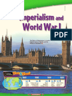 chapter 20 - imperialism   world war 1