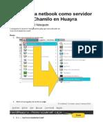 Utilizar Una Netbook Como Servidor de Chamilo en Huayra