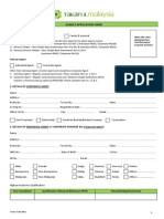 Agency Application Form (Revised -Feb2014)