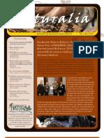 Boletín Naturalia 1-2010