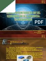 En 2003 Secuelas Cognitivas en El Ejercicio de La Docencia Universitaria
