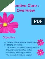 k36 Preventive Care