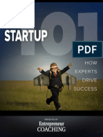 eBook Startup 101 How Experts Drive Success