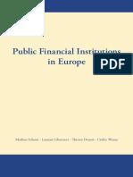 Europan Financial Insitutions in Europe