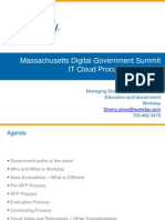 MA DGS 2015 Presentation - Procurement Strategies for Cloud and XaaS - Amos, Owens, Encinias