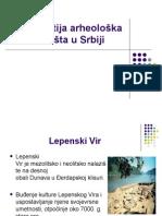 Jovan Kitanović - Najpoznatija Arheološka Nalazišta u Srbiji