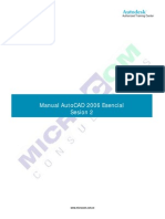 Manual ACAD 2006 Esencial Sesion 2