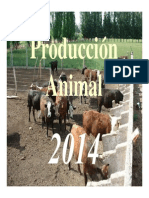 Introducción a La Producción Animal 2014