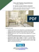 Como projetar banheiros adaptados.pdf
