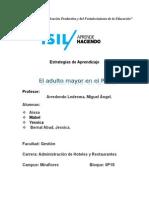 El Adulto Mayor en El Peru