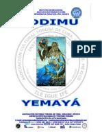 Adimu a Yemayá