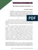 Santiago, Silviano - Literatura Brasileña