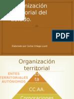 6 Organización Territorial Del Estado