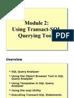 SQL - 2071B 02